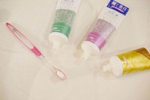 保護牙齒從口腔清潔開始 – 日本獅王珍珠亮白牙膏