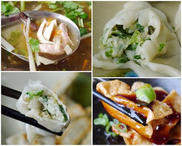 【新竹】新埔-大蒜餃子館ღ在地人狂推~下午去吃人還是一堆,一位難求