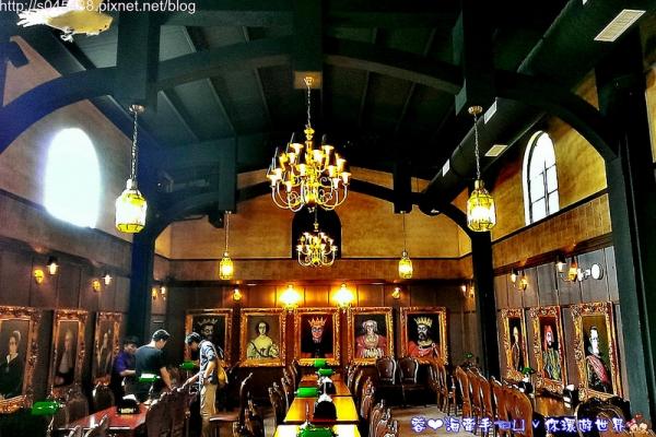【宜蘭礁溪】四圍堡車站ღ新亮點~帶領大家進入哈利波特的魔法世界~