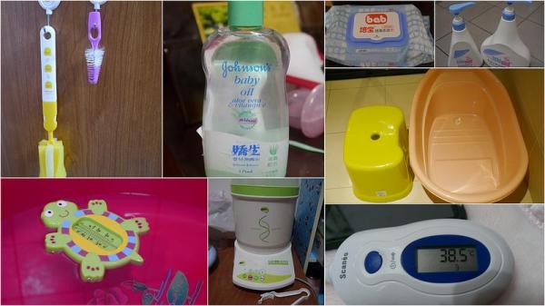 【嬰兒♥用品】新生兒用品採買清單ღ準備迎接新生命了嗎?新生兒用品必買的東西推薦給您~