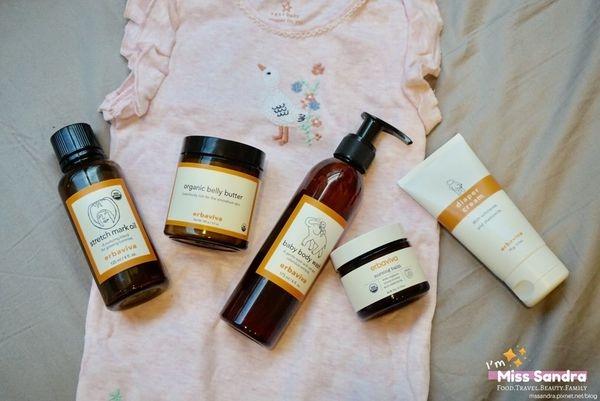 [育兒好物] 給寶寶最好的・加州天然有機母嬰品牌erbaviva屁屁膏及乳頭修護膏
