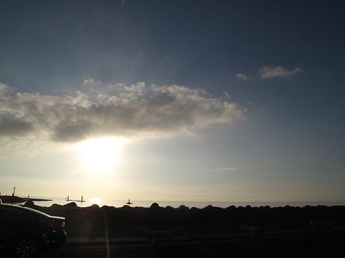 20120721濟洲島夕陽海景