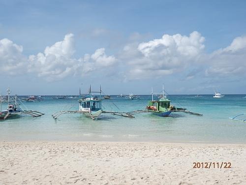 20121122長灘島海上風景篇(純記錄)