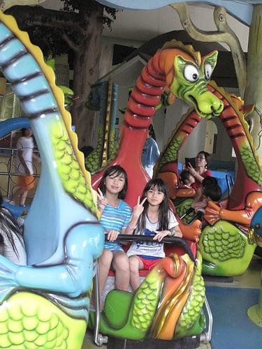 麗寶樂園最終回