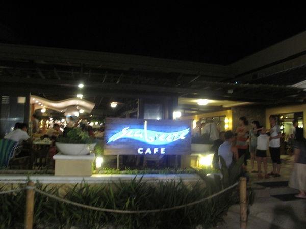 【長灘島旅遊】SEA BREEZE cafe燒烤百匯自助晚餐