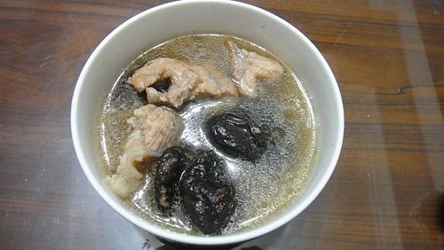 香菇排骨湯