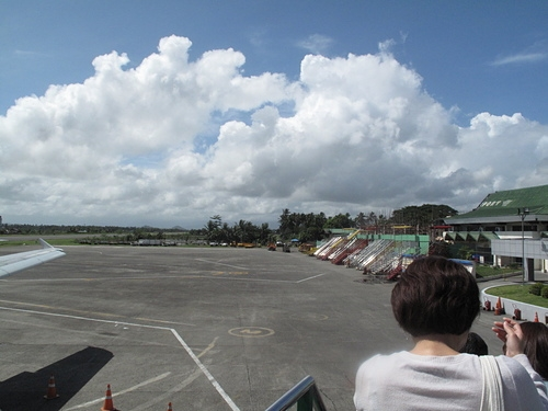 20121121長灘島國際機場
