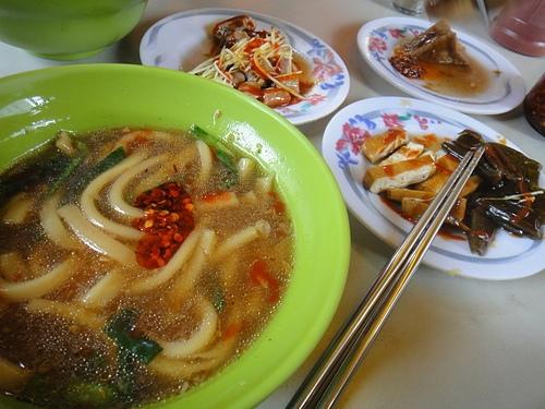 台中人的在地美食--大麵粳