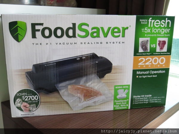 【體驗分享】FoodSaver全球第1品牌真空保鮮機 邀你來嘗「鮮」!『momo購物網』5/31前下殺八八折