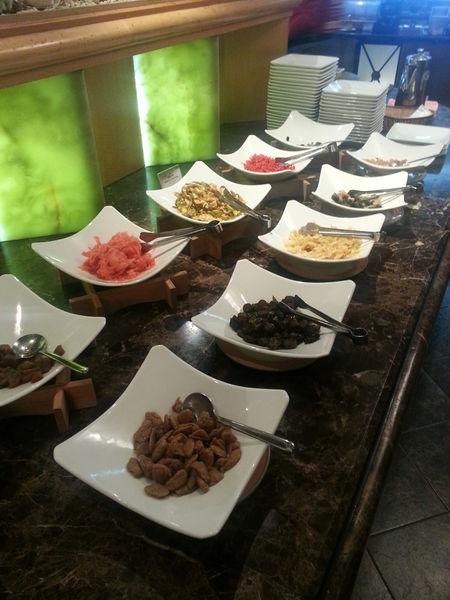 2014台中柯達飯店自助早餐