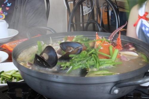 20120722濟洲島海鮮火鍋