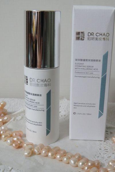 DR.CHAO昭明美妝專科-玻尿酸優質保濕精華液