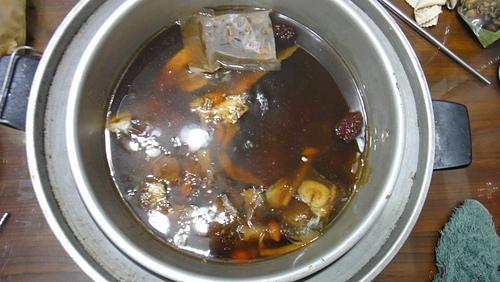 暖暖的秋冬-來一碗十全麻油虱目魚湯吧