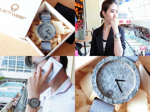 [配件] Plantwear歐洲手工原木手錶