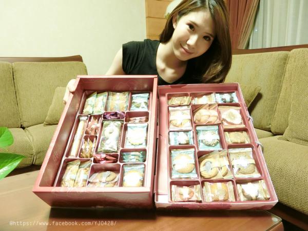 [婚禮] Rivon禮坊-愛璀璨禮盒西式喜餅禮盒,想愛很簡單。