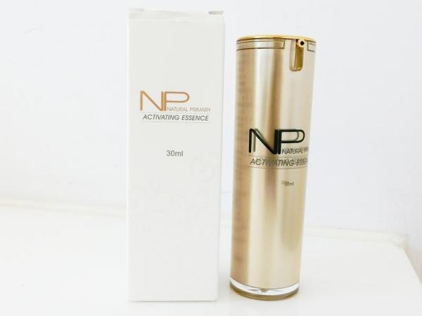 [保養]NP自然原生美肌 活力精華液,喚回Q彈水潤肌