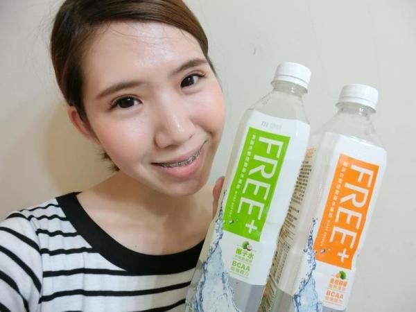 [飲食] 時尚補水FREE+椰子水&FREE+金桔檸檬,喝水也可以非常時尚