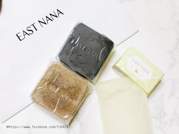 [清潔] EAST NANA天然手工皂,OHMYGOD夜用/日用皂,竟然可以卸淡妝(影+獎)