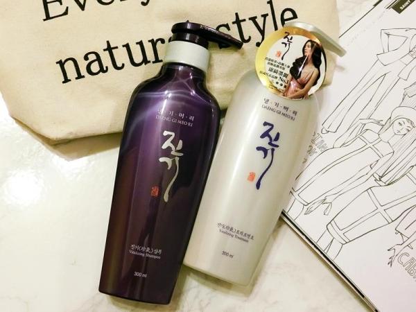 [髮]康綺墨麗珍氣系列x讓中藥養護頭髮