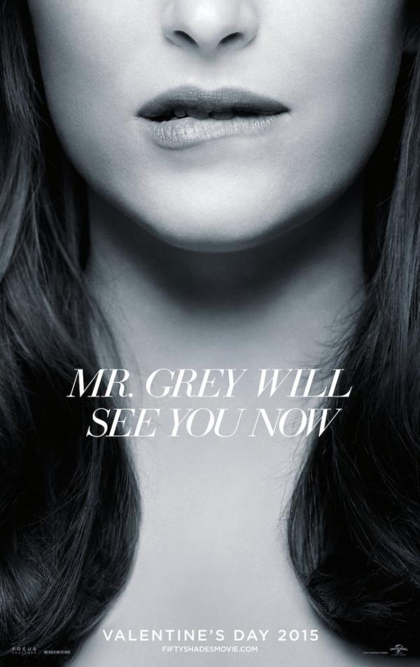 [電影]♥♥ 讓女孩們擋不住的眼神「格雷的五十道陰影」 影評