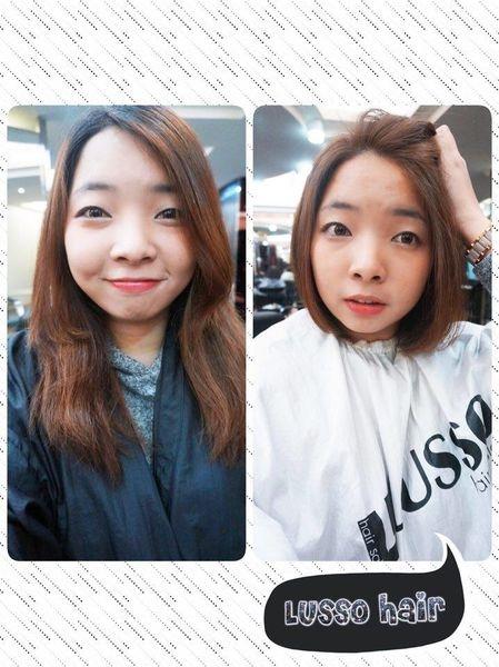 (美髮)北市師大 「Lusso Hair 師大2店」告別三年長髮! 跟著眾家女神剪短更有神♡