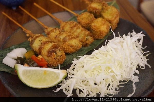 (美食)板橋新埔 吃過串烤的你有吃過串炸嗎?來自名古屋秘傳60年串炸料理在這!!!!::極串揚酒場::
