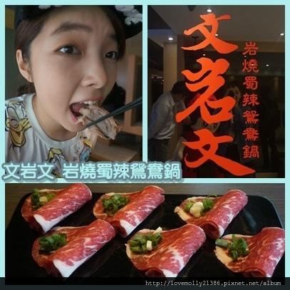 (美食)板橋 料好味美吃到飽♡CP值極高的麻辣鍋!::文岩文 岩燒蜀辣鴛鴦鍋::