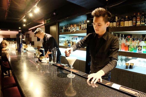 (美食)北市復興 「Elfin Restaurant & Lounge」東區高質感餐酒館推薦!聚會小酌好去處!
