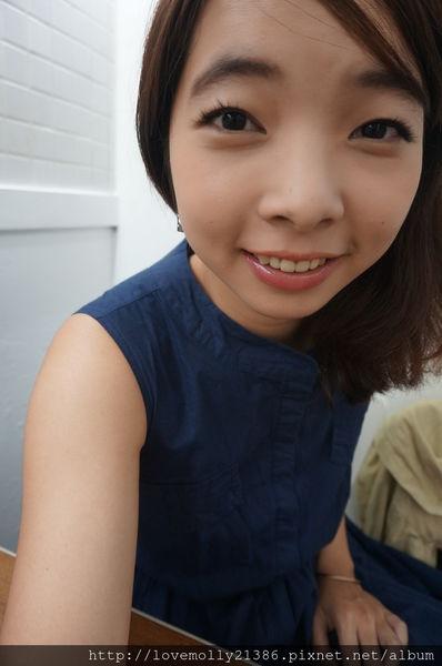(美睫)接睫毛初體驗X素顏也能很美麗!::Charming girl 喬米時尚美學::