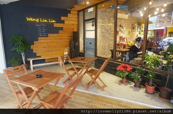 (美食)板橋 新埔捷運站早午餐、義大利麵推薦✔又一個愛店大發現!!!!!!::翁林林café::