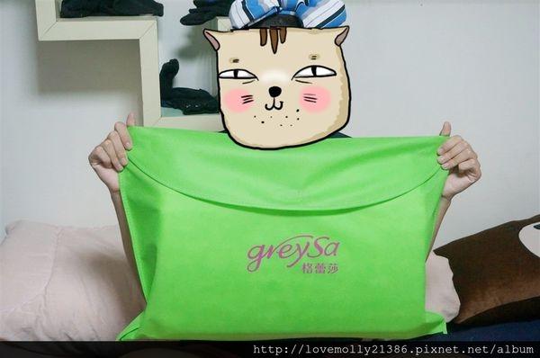 (體驗)真的大喜歡♥♥♥居家美體法寶現身!::GreySa格蕾莎 美體伸展枕::