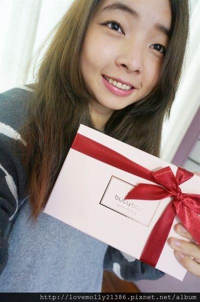 (邀稿)屬於你的小禮物時間♥::butybox 3月份美妝體驗盒::