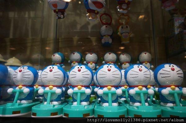 (美食)北市中正區 哆啦A夢迷快點來朝聖♡沉浸在藍色時光機中!::好哆福 快樂·鬆餅·茶 HO DO FU Happy·Pancake·tea::