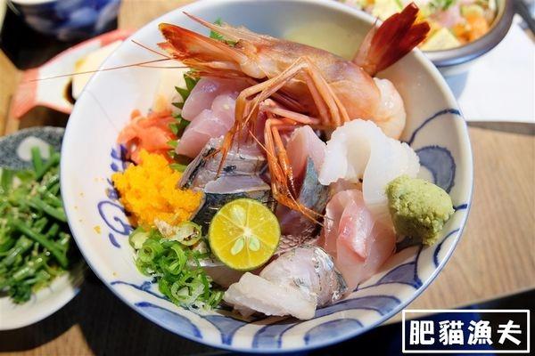 (美食)北市中山「肥貓漁夫」台北必吃日式料理!每日新鮮直送的美味令人無法抗拒!