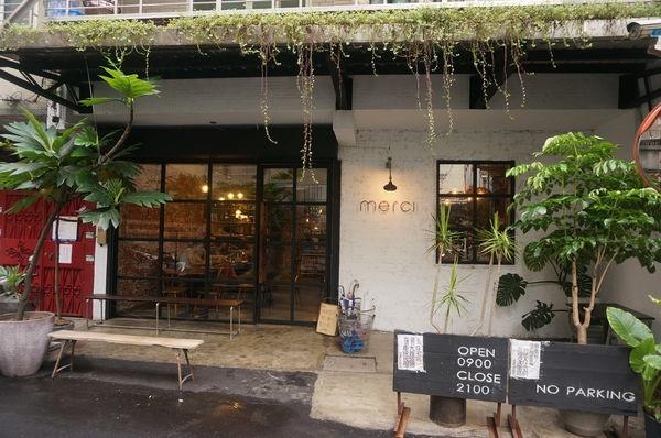 (美食)板橋 人氣早午餐::Merci cafe帶你體驗南法鄉村風味::