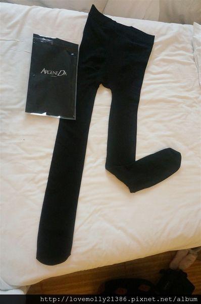 (穿搭)美麗小秘密♥三天兩夜香港跨年之旅就靠它!::ArgentDa 秋冬慕斯褲襪 寒冬暖絨款::