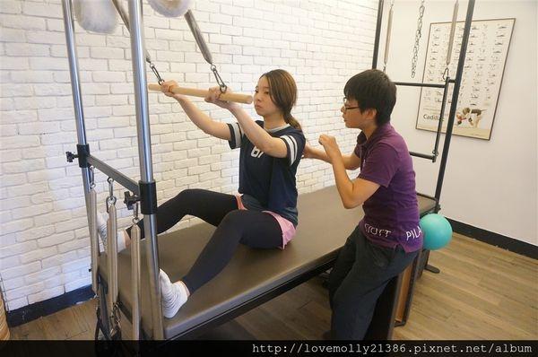 (分享)民生社區健身分享✔加拿大STOTT PILATES課程訓練讓你肢體更協調、體態更美!::體線運動::