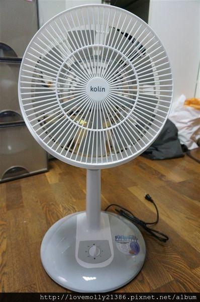 (體驗)迎戰炎炎夏日!特力屋購物網 居家DIY的好選擇!::歌林12吋噴流空氣循環扇::
