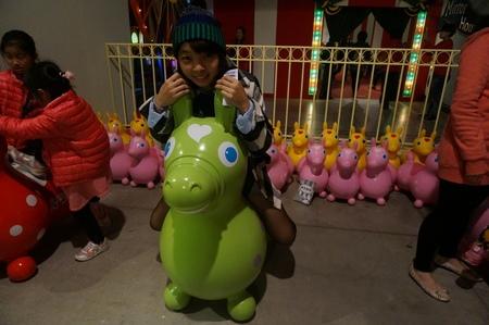 (走跳文青)Rody Land 跳跳馬30周年大展x童年的跳跳回憶!