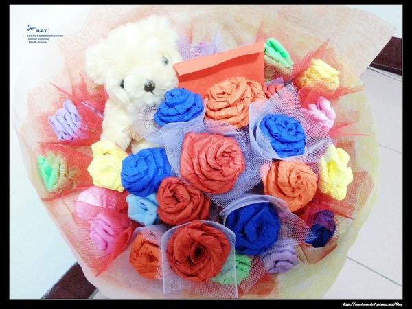 ↥ 手作DiY ↧ 玫瑰玫瑰我愛你,媽媽媽媽我愛你  ☺