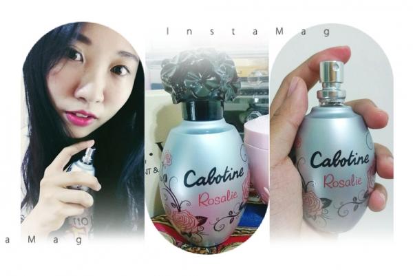 [香氛]Gres Cabotine卡布丁瑰麗佳人淡香水★百年法式優雅女性香水 包裝最美好的你