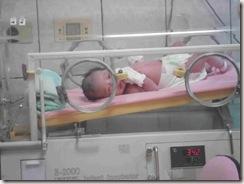 Mila 出生第一週