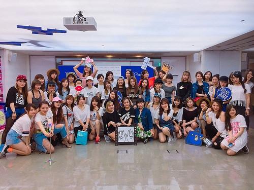 【活動】yahoo奇摩風格部落客-2017初夏潮流聚會,【時尚運動風】,開心好玩又熱鬧的聚會
