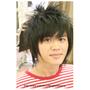 [2008流行髮型]短髮男孩7~波波燙