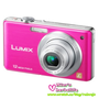 我的新相機~Panasonic FS12
