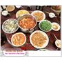 ►來我家吧 我們也有型男大主廚 一整桌滿滿韓式料理◄