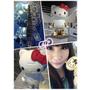 【遊記】大小女孩都愛的無嘴貓變身 * ROBOT KITTY未來樂園微笑科技互動展(上)