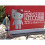 【遊記】大小女孩都愛的無嘴貓變身 * ROBOT KITTY未來樂園微笑科技互動展(下)