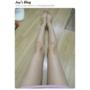 [試穿]小S代言的好襪!女孩們,又到了要穿修飾度極佳的連身襪時間囉∼