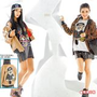 日本最夯的街頭潮流穿撘♥中性風單品 混搭出女孩味♥♥♥